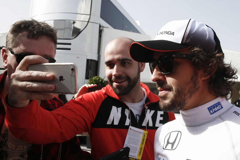 FORMULA SATU Hamilton, Alonso anggap F1 tiada arah