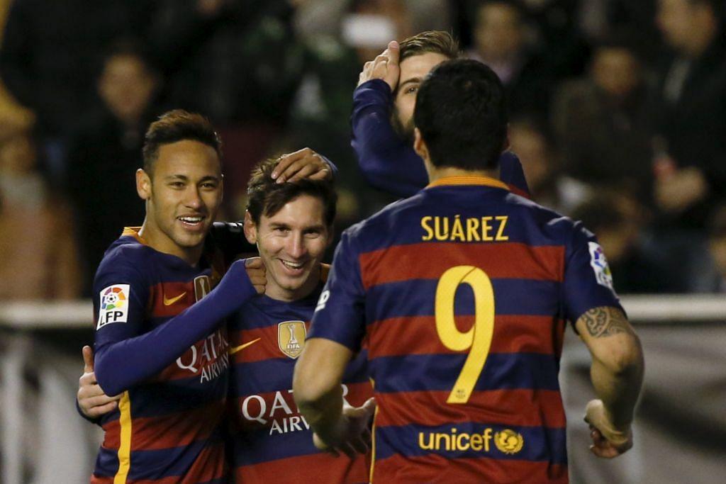 LA LIGA Barca cipta rekod 35 perlawanan tanpa kalah