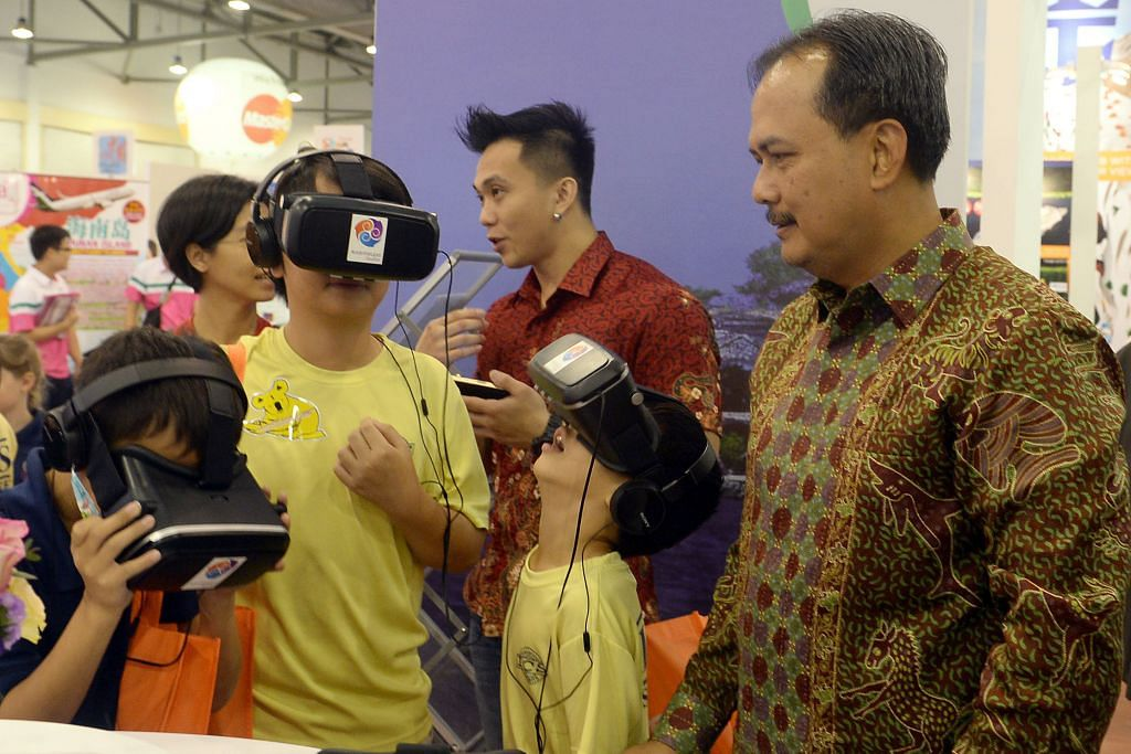 EKONIAGA Dubes baru Indonesia gesa firma Singapura teroka niaga baru