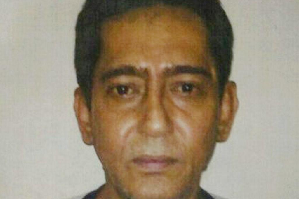 Warga S'pura yang lari dari tahanan Batam diberkas di Medan