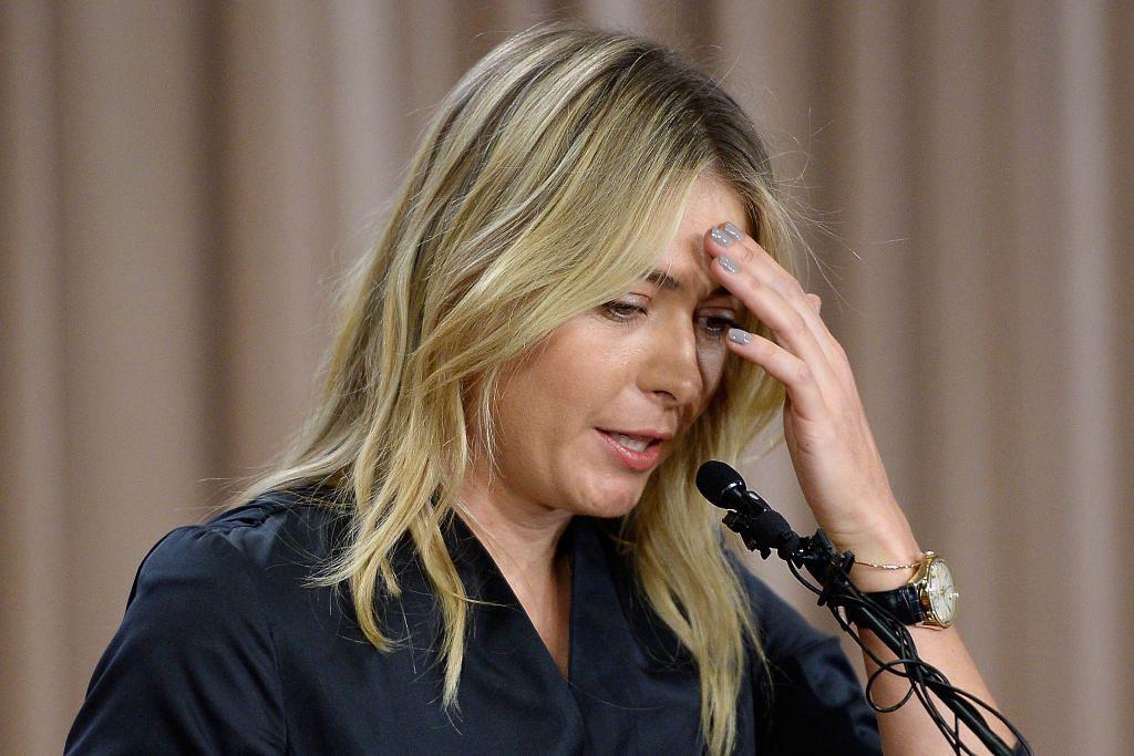 Maria Sharapova akui uji positif bahan terlarang