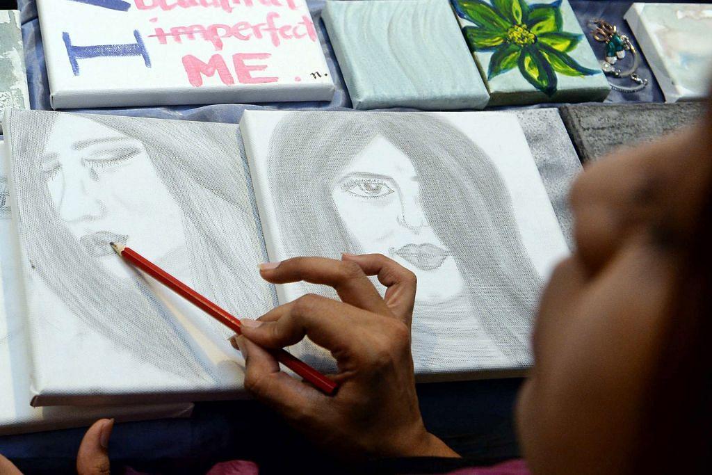 Cekal hadapi kesan epilepsi melalui ubat dan terapi seni