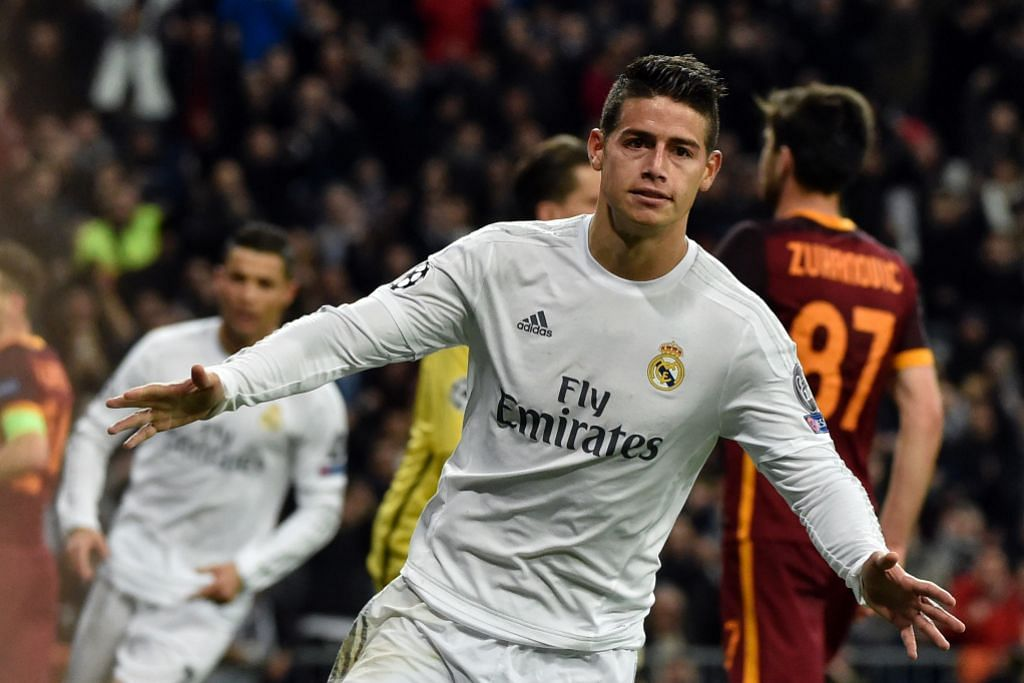 Real Madrid tempah tempat ke suku akhir