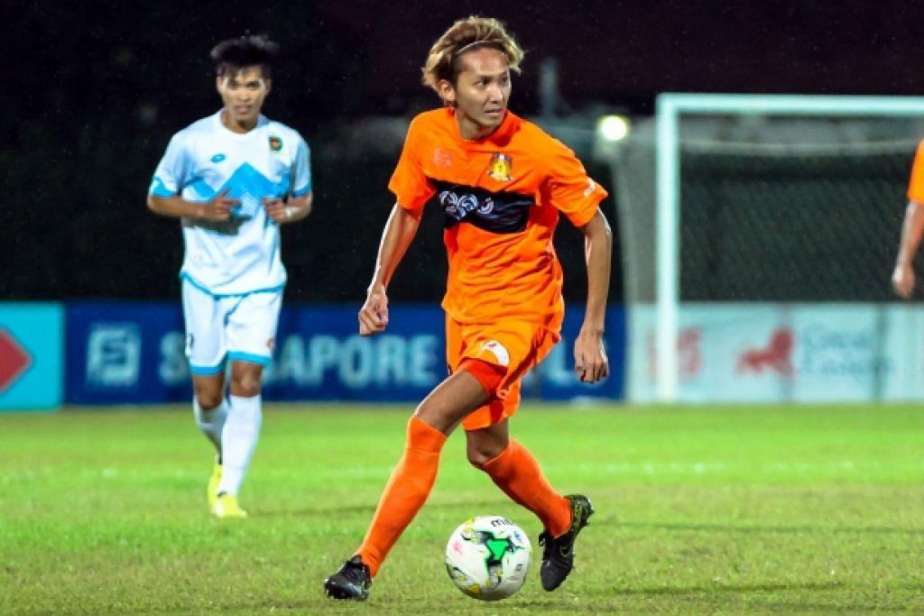 Hougang, Young Lions buru kemenangan kedua