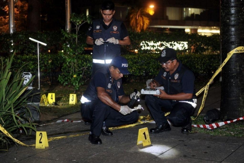 Ketua Polis: Dua benda yang ditemui di KLCC bukan bahan letupan