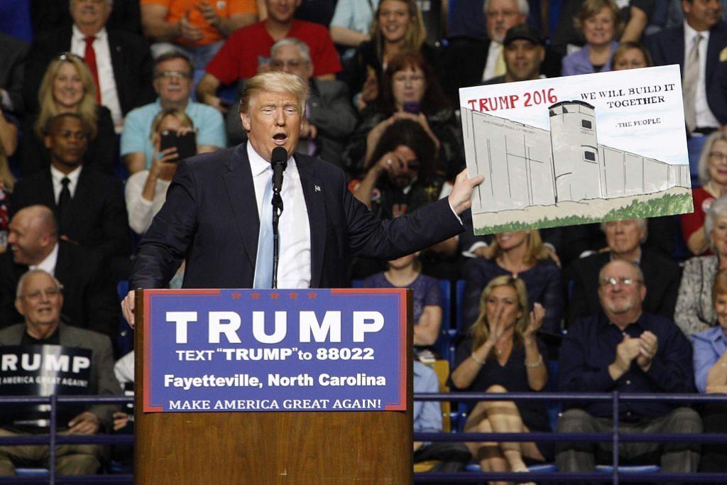'Trump sukar dibendung jika menang di Florida dan Ohio' PENCALONAN PILIHAN RAYA PRESIDEN AMERIKA