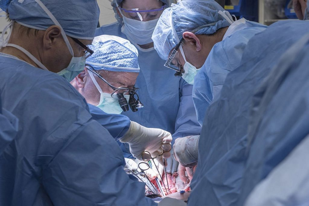 Pemindahan rahim pertama di AS gagal