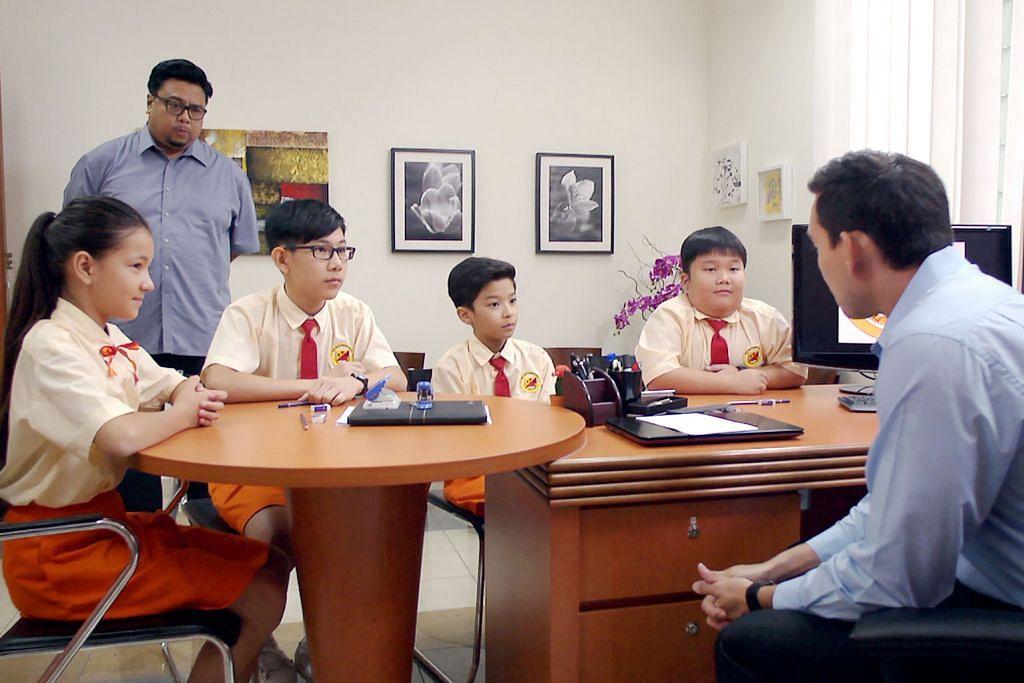 Cabaran baru menanti dalam musim kedua 'Spelling Armadillo'
