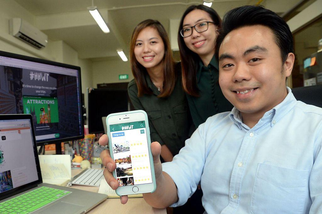 Aplikasi bantu cari tempat makanan halal