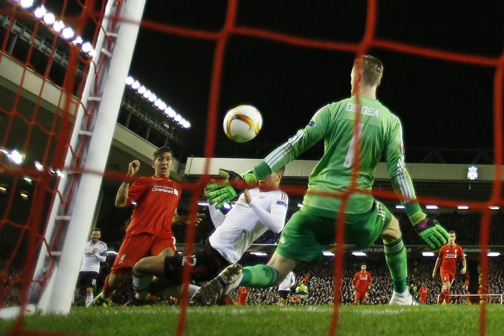 MU gagal saingi Liverpool LIGA EUROPA