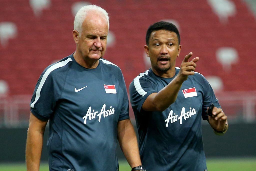 Fandi tolak tawaran jadi jurulatih Pahang