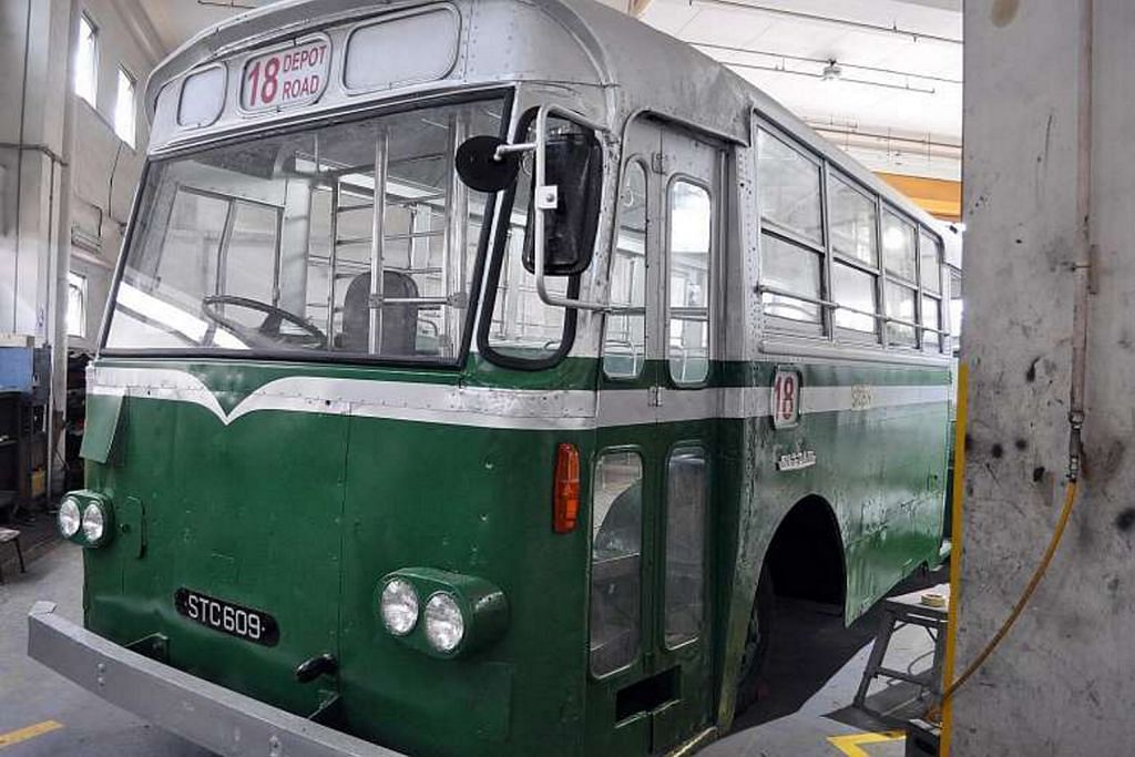 Mengimbas kenangan silam bas awam