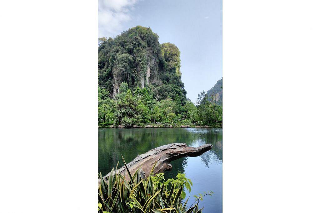 KEMBARA HUJUNG MINGGU Tarikan semula jadi indah di pusat cuti Perak