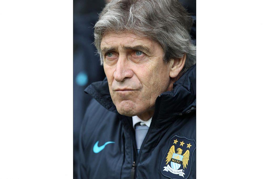 Pellegrini yakin Man City boleh bergelar juara