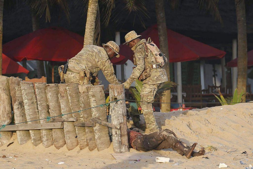 Sekutu Al-Qaeda sasar resort popular bagi ekspatriat Barat TRAGEDI SERANGAN PENGGANAS DI IVORY COAST