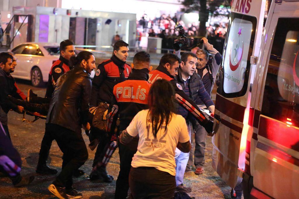 TRAGEDI SERANGAN PENGGANAS DI TURKEY 'Angkara' berdarah pengebom nekad