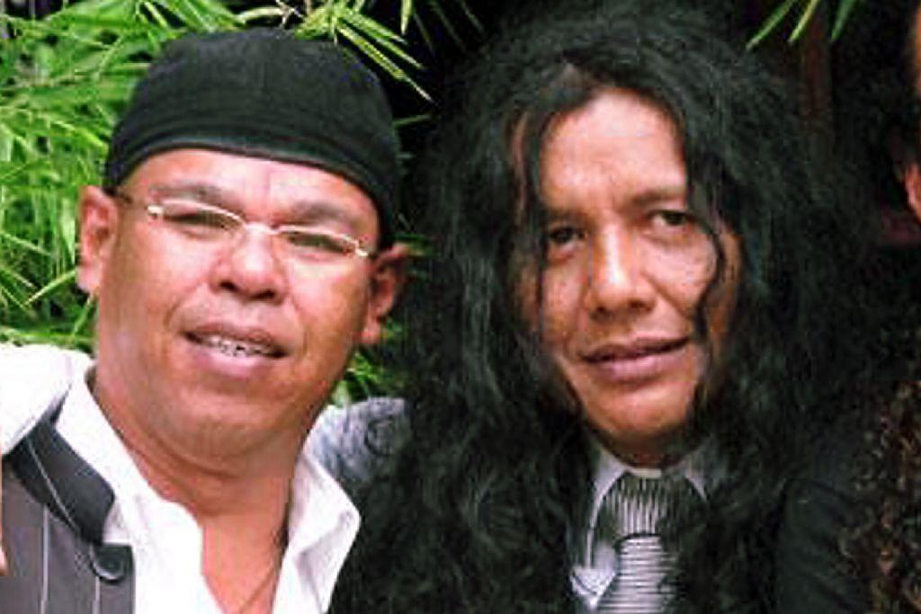 'Man Dayak' Lefthanded meninggal dunia