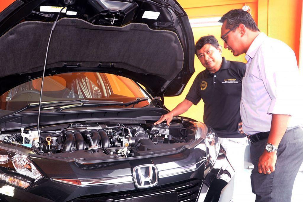 Hanip Automobiles buka syarikat jual kereta