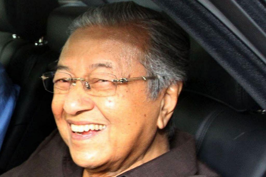 'Mahathir dulu pun terima tohmahan semasa jadi PM'