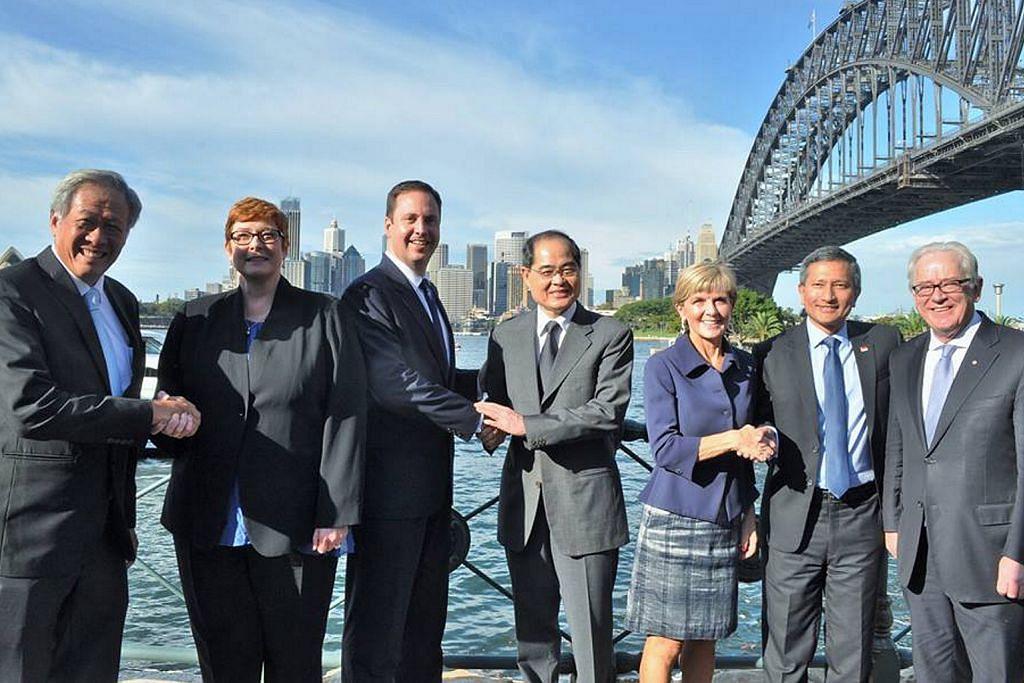 PM Lee lawat Australia Mei ini