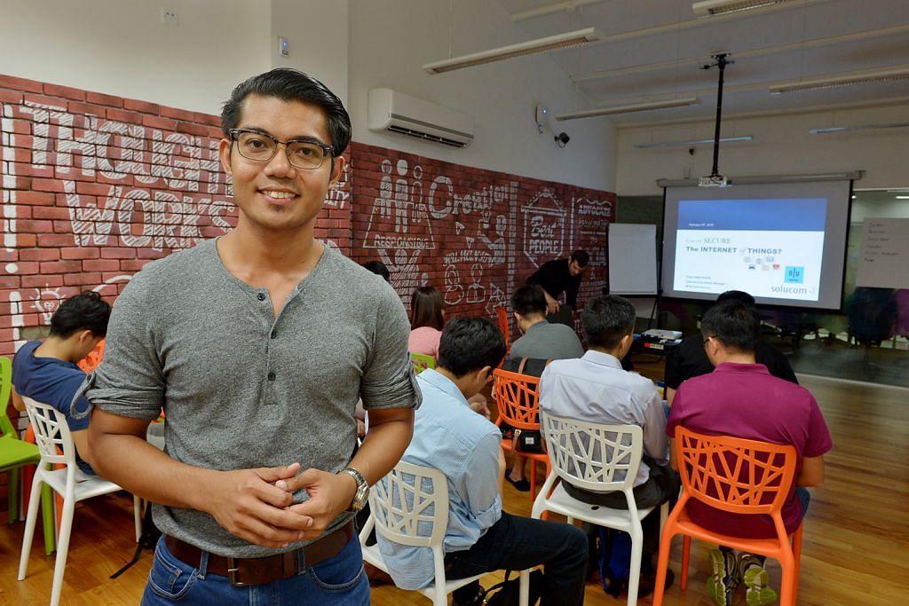 Lebih ramai warga SG pilih ICT sebagai kerjaya MELAKAR PERJALANAN KE ARAH NEGARA BIJAK