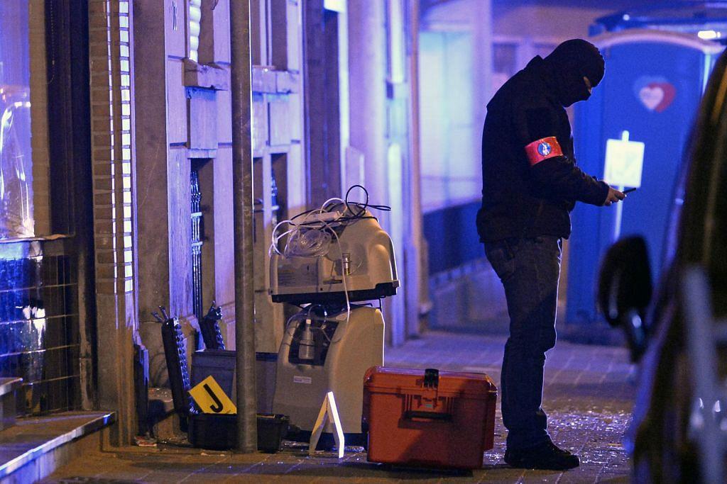 Suspek utama serangan Paris diberkas