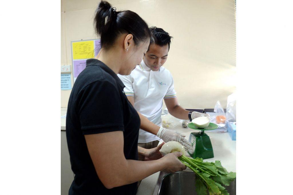 Pastikan keselamatan makanan di Singapura