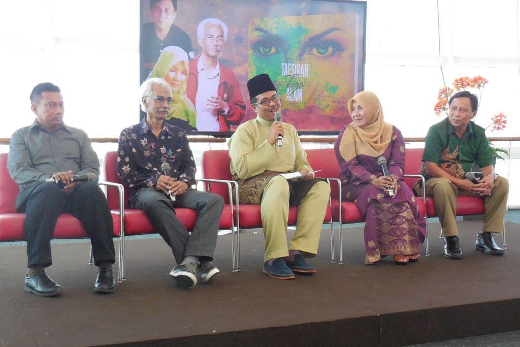 Puisi Singapura terlaris di Malaysia