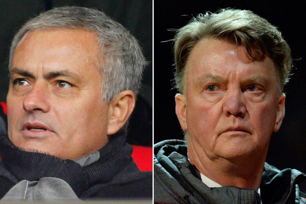 Mourinho dilapor tandatangan prakontrak dengan United
