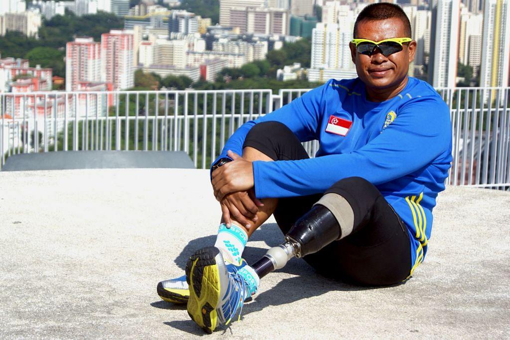 Shariff siap takluki Maraton Everest