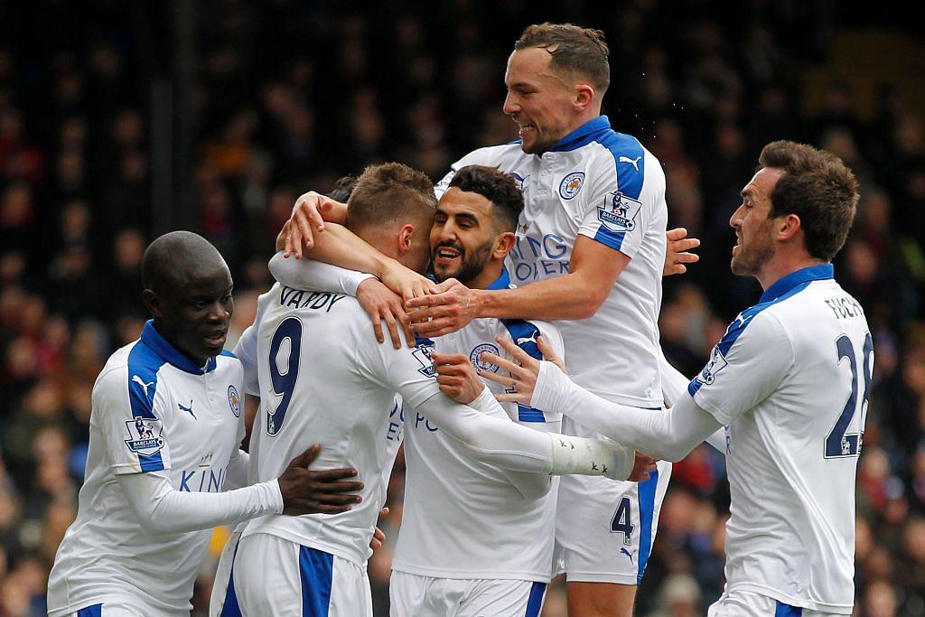 LIGA PERDANA ENGLAND Laluan hebat Leicester terus dapat tumpuan