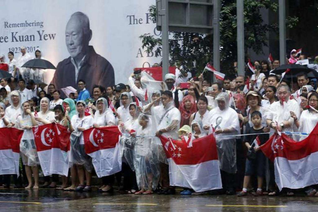 Kematian Encik Lee Kuan Yew detik paling ikonik di Twitter