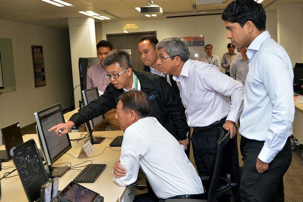 CSA bertanggungjawab lindungi sistem siber Singapura