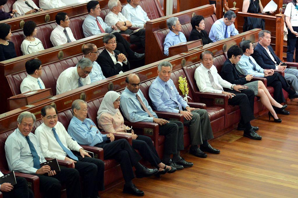Pesan Encik Lee pada Abdullah: 'Ikut pendirian dan lakukan yang benar'