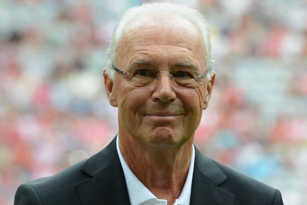 Beckenbauer antara enam disiasat Fifa SKANDAL BOLA SEPAK