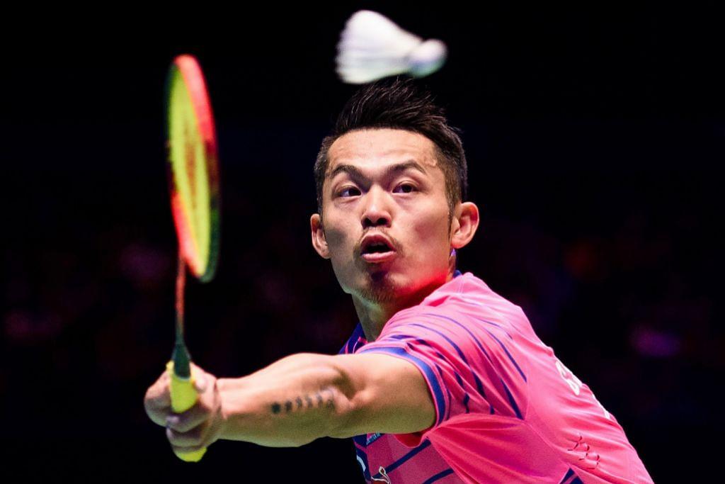 Lin Dan diundi bersama juara bertahan Momota