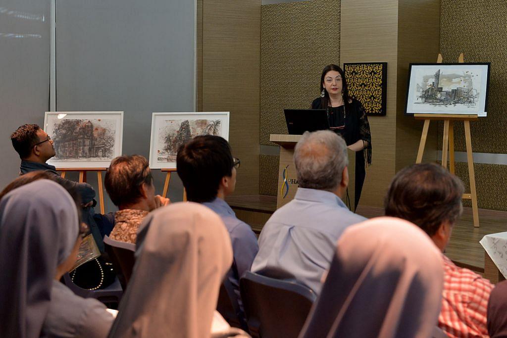 Berkongsi peranan seni dalam dialog silang agama