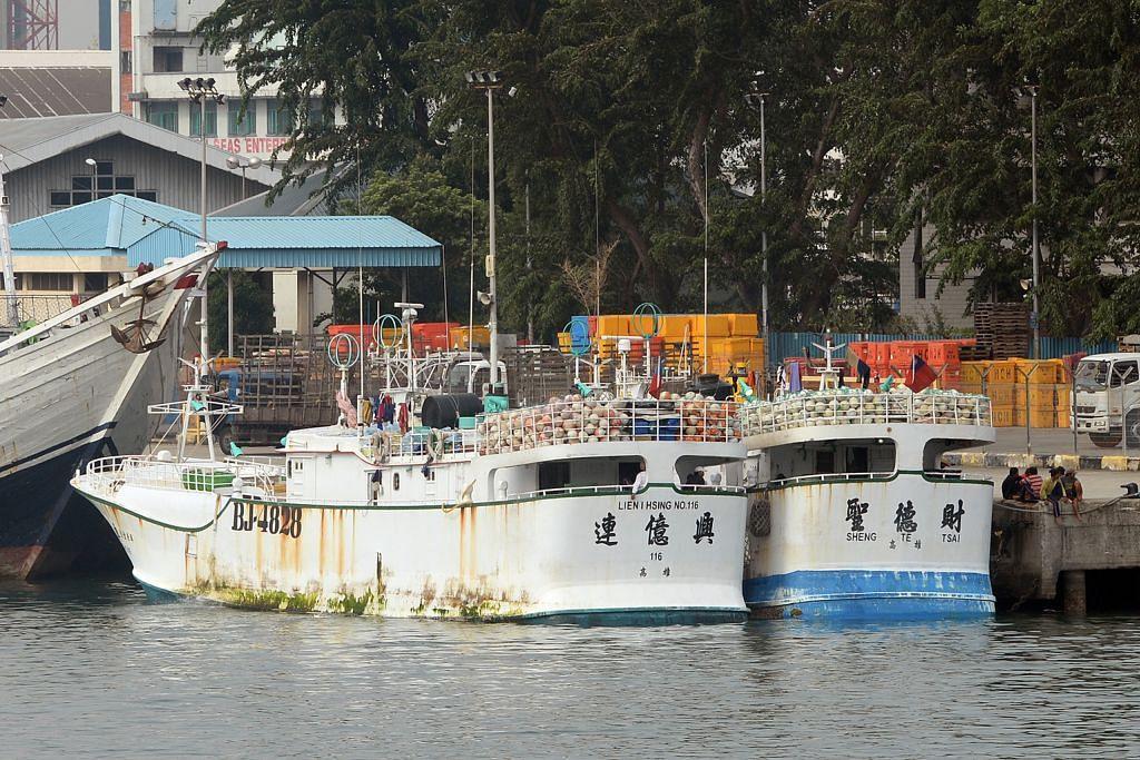 Kapal nelayan Taiwan dakwa diburu peronda Indonesia