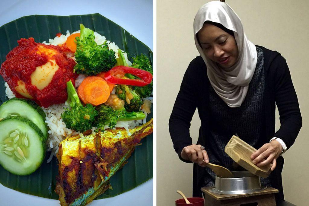 Nasi lemak sihat tetapi perlu hati-hati