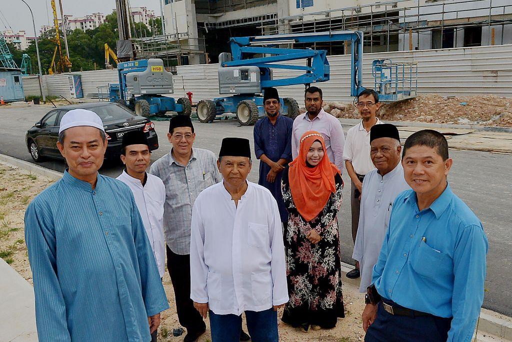 Lebih dana diperlu bina masjid baru, pertingkat masjid lama