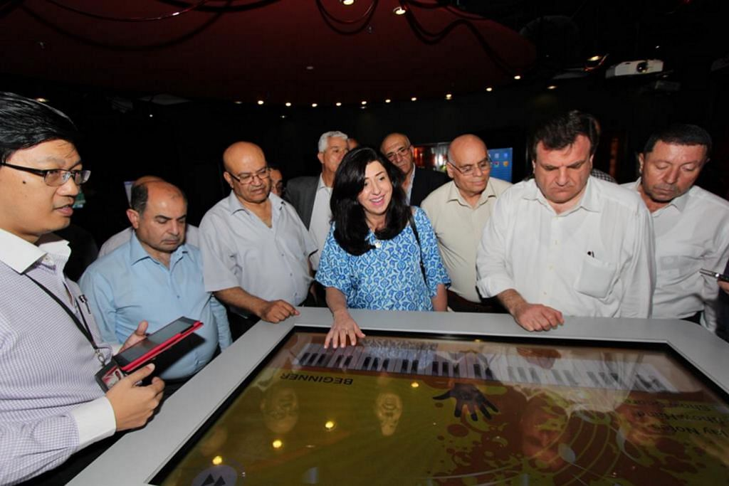 Palestin hargai bantuan teknikal dan usaha S'pura kongsi model pembangunan