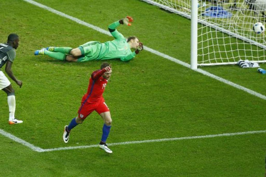 BOLA SEPAK PERSAHABATAN England harap kekal prestasi temui Belanda