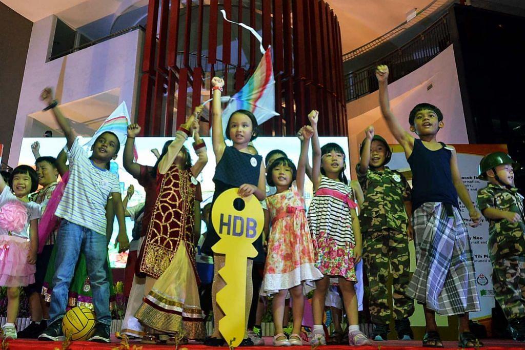 Malam budaya peringati sumbangan barisan pemimpin pengasas Singapura