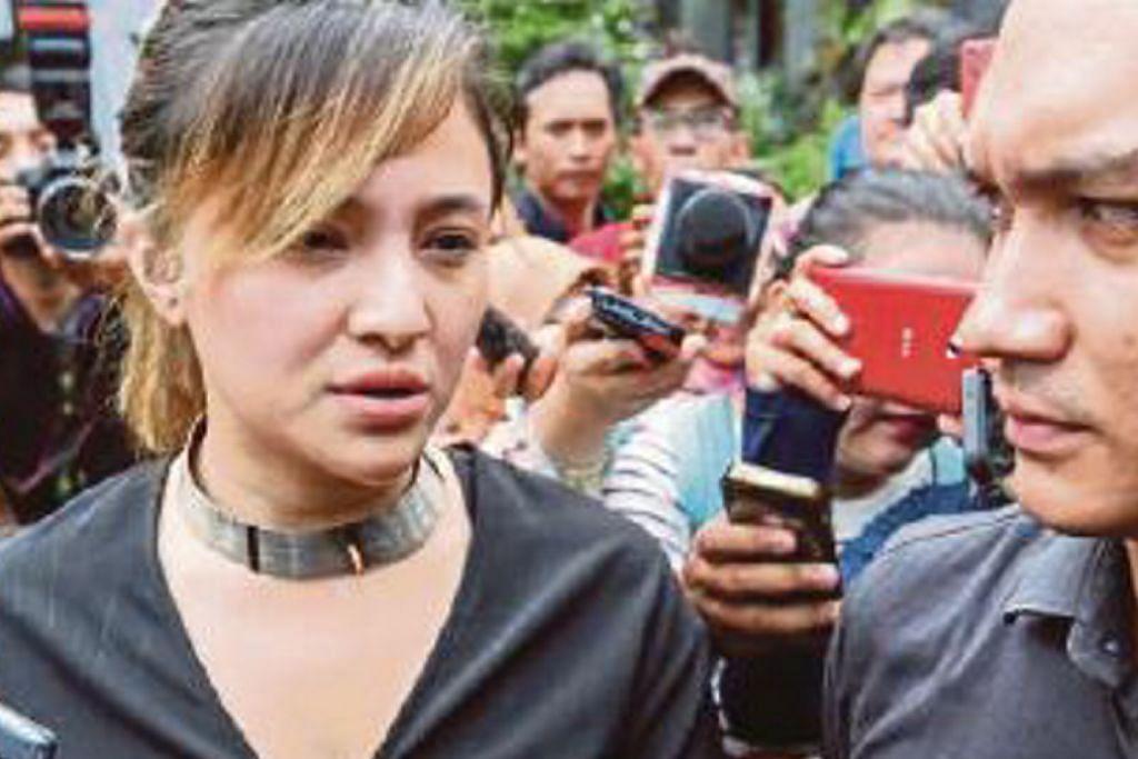 Artis Indonesia tidak malu bapa pengemis