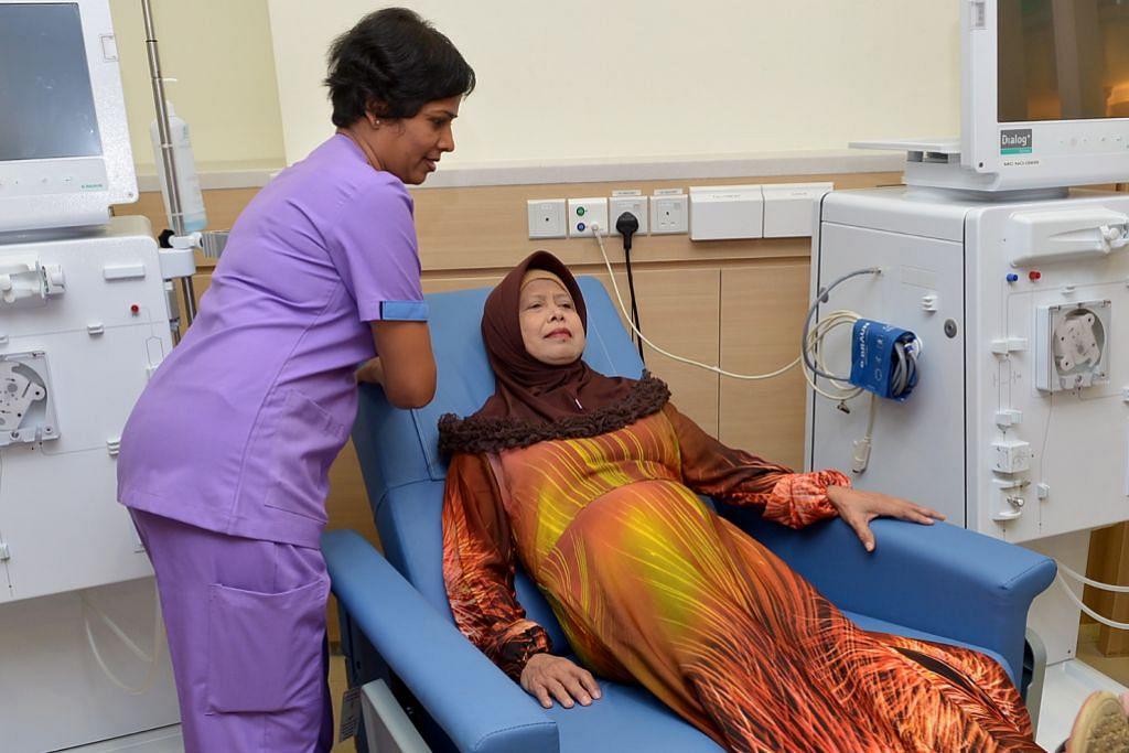 NKF rancang buka pusat dialisis terbesar S'pura