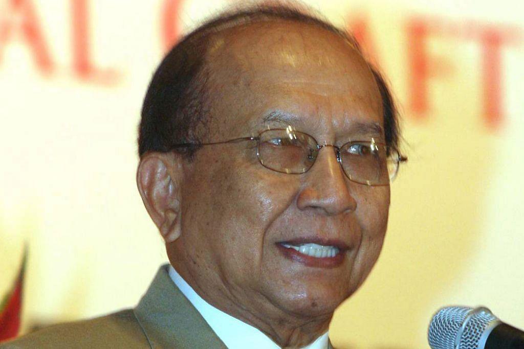 Rais Yatim anggap perjuangan Mahathir bersifat peribadi