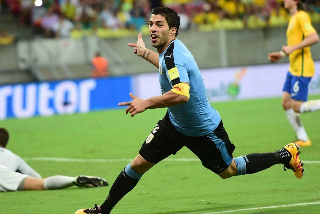 Jurulatih Uruguay puji kematangan Suarez