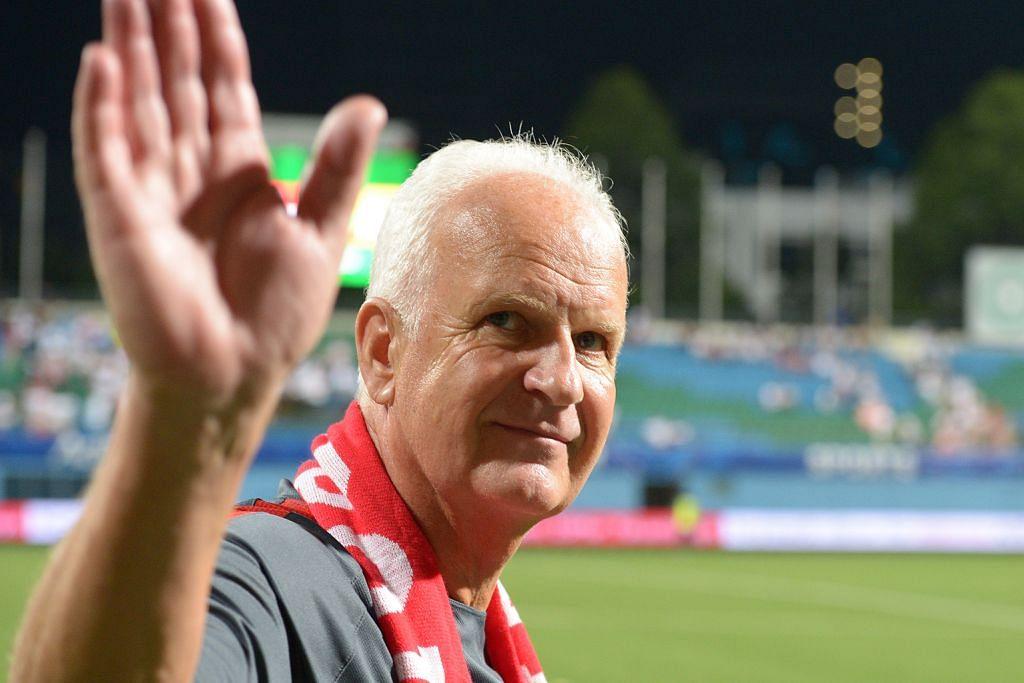 'Era' Stange berakhir, tekanan beralih kepada jurulatih baru REKOD STANGE DI SINGAPURA
