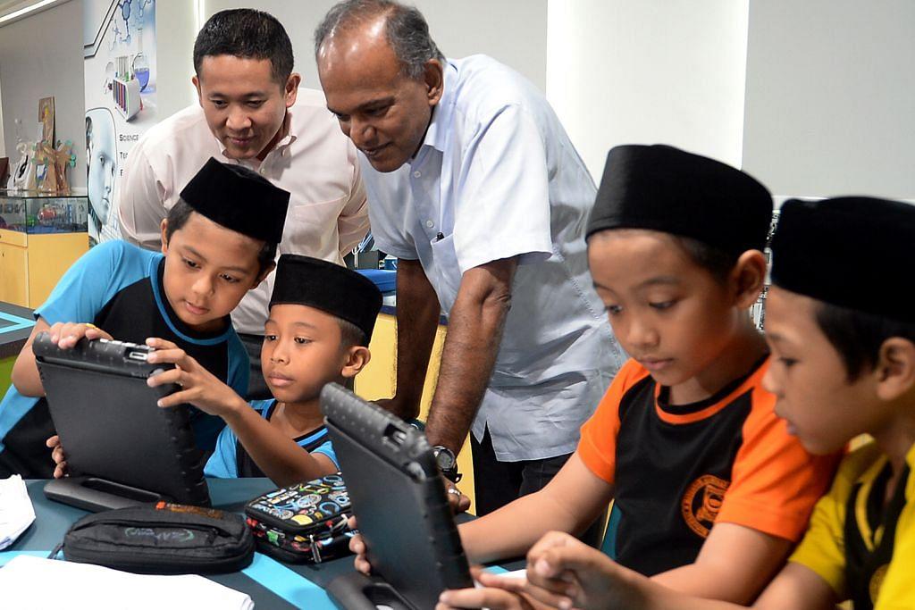 Shanmugam: S'pura perlu tahan arus dunia, kekal identiti bersama