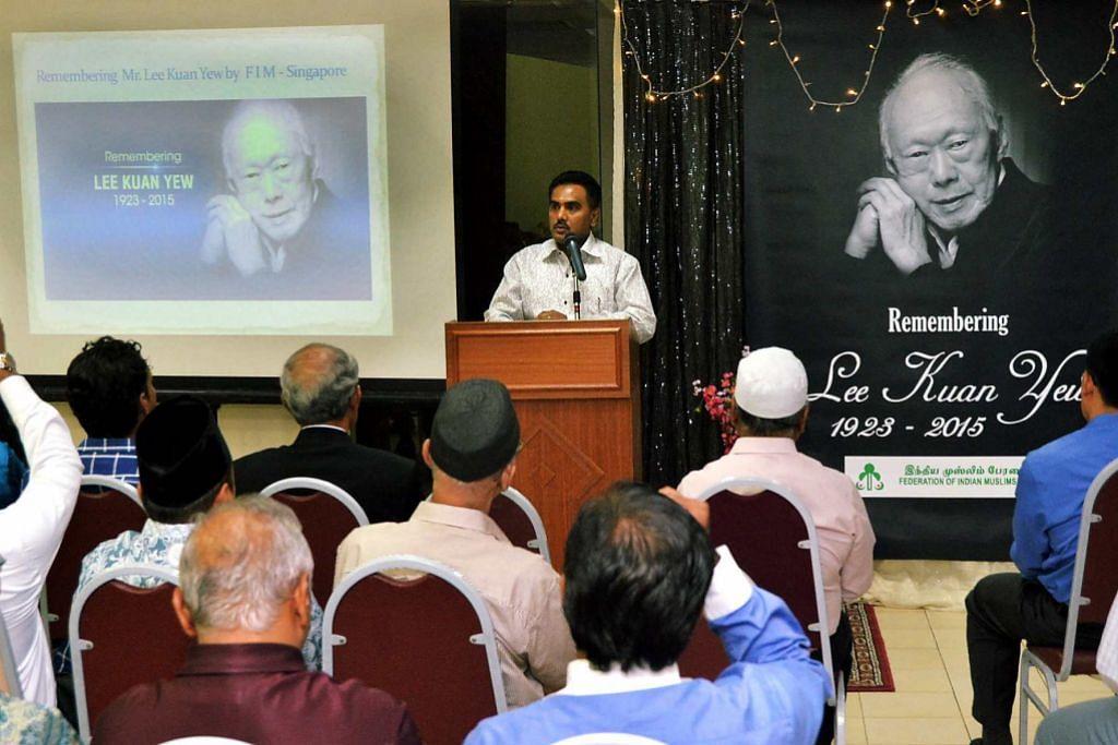 India Muslim anjur acara peringati Encik Lee